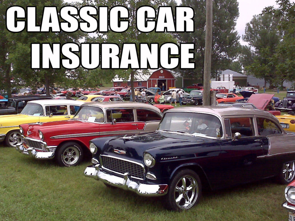 Classic Car Insurance Jmv Insurance Service Inc